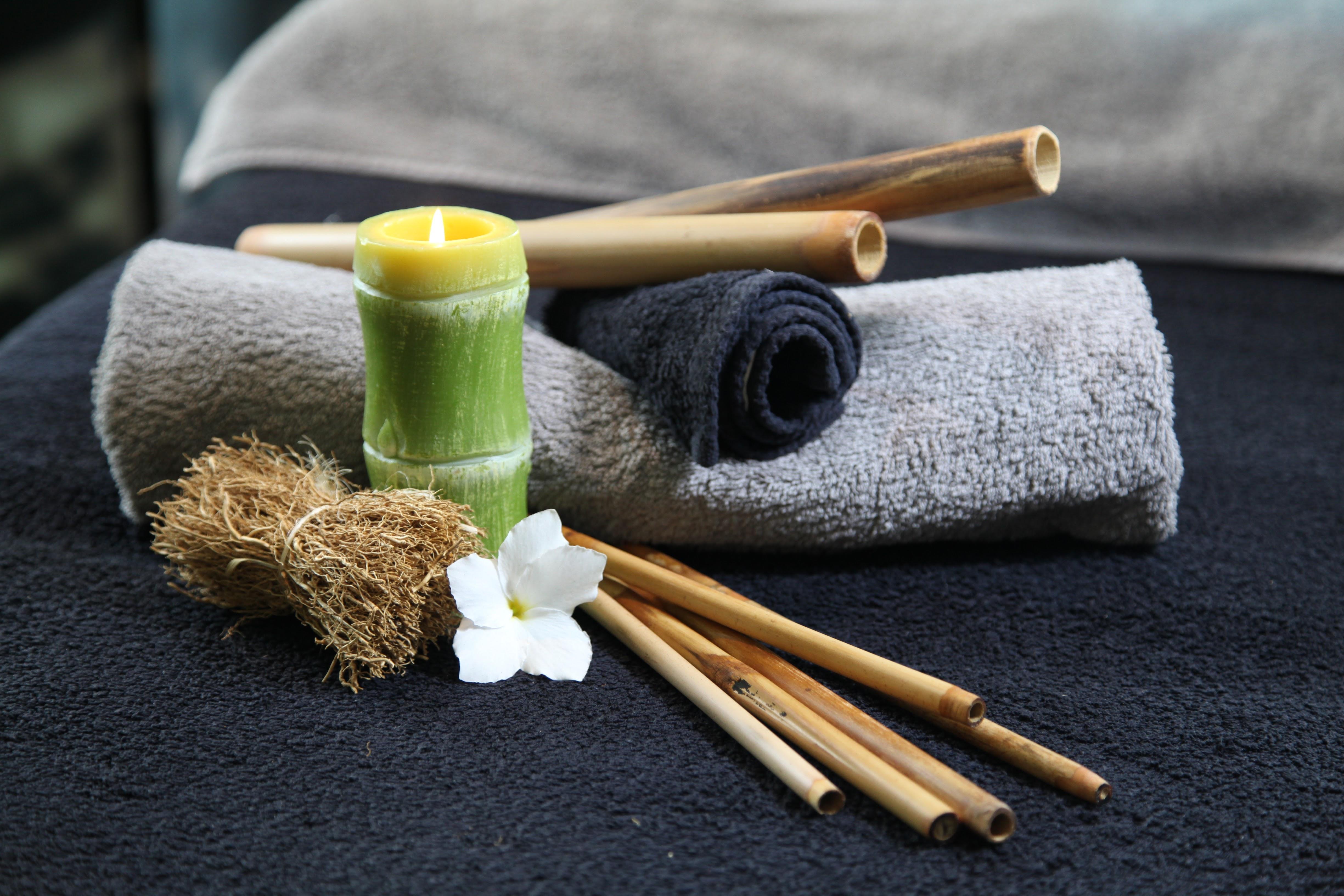 Restructurant aux bambous
